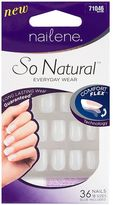 Nailene So Natural Everyday Wear - Short Undecorated