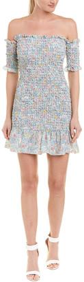 Petersyn Benson Mini Dress
