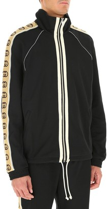 Gucci Technical Jersey Oversize Jacket