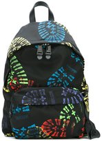Moschino boot print backpack - men - Polyester - One Size