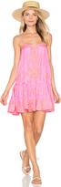 Juliet Dunn Silk Cami Dress