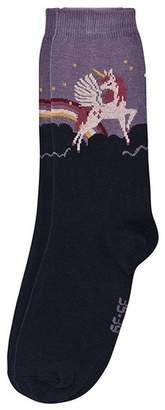 Melton Unicorn Socks