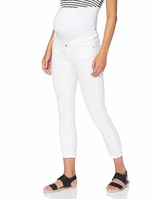 SUPERMOM Women's Jeans OTB Skinny 7-8 Maternity