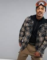 Volcom Field Bonded Flannel Jacket