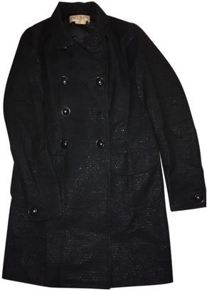 Paul & Joe Blue Trench Coat for Women