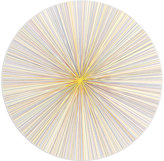 Tisch New York Graphic Lines Placemat-YELLOW