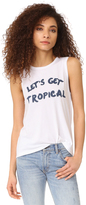 South Parade Let's Get Tropical Tank