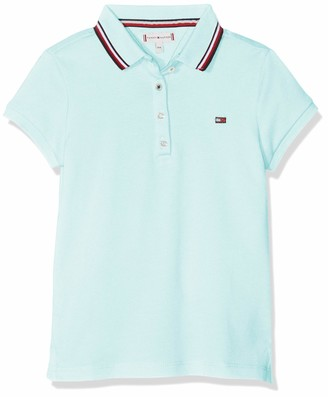 Tommy Hilfiger Girl's Essential Polo S/s Shirt