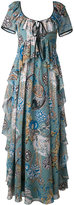 Temperley London Shire printed long dress