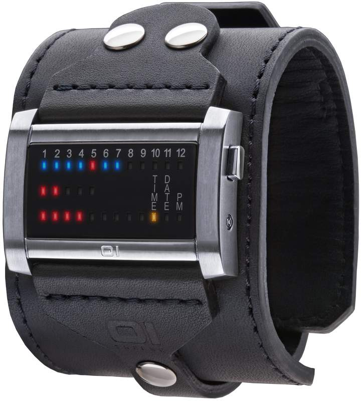 01 The One 01TheOne Men's IRH102RB4 Ibiza Ride Fashion System Watch