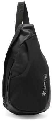 Snow Peak Side Attack Ripstop Backpack - Black