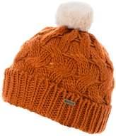 Barbour Hat dusty orange