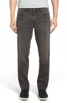 Robert Graham Alanzo Classic Fit Jeans (Charcoal)