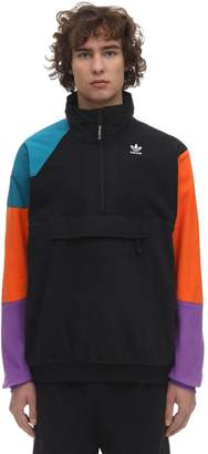 adidas Pt3 Half-zip Casual Jacket