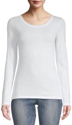 No Boundaries Juniors' Everyday Long-Sleeve T-Shirt