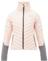 Peak Performance Valearo Down-filled Mid-layer Jacket - Womens - Light Pink