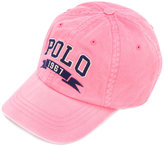 Polo Ralph Lauren logo cap - unisex - Cotton - One Size