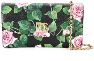 Dolce & Gabbana Tropical Rose crossbody bag