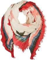 Zadig & Voltaire Delta Star Wool Blend Women's Scarf