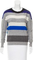 Diane von Furstenberg Striped Wool Sweater