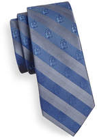 Cufflinks Inc. R2D2 Stripe Slim Silk Tie