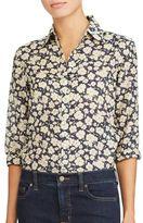 Lauren Ralph Lauren Gwenno Floral Button-Down Shirt