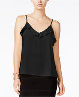 Bar III Ruffled Camisole, Only at Macy's