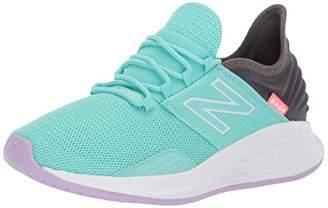 New Balance Women's Fresh Foam Roav Running Shoes, Black (Magnet), (38 EU)