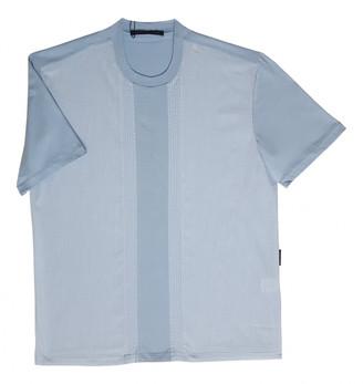 Valentino Turquoise Cotton T-shirts