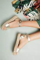 Soludos Cadiz Raffia Sandals