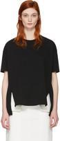 Acne Studios Black Piani T-shirt