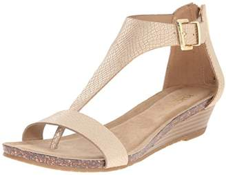 Kenneth Cole Reaction Women's Great Gal T-Strap Wedge M US