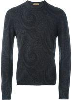 Etro paisley pattern jumper