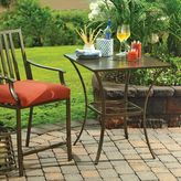 Bed Bath & Beyond Slate Top 28-Inch Square High Balcony Table