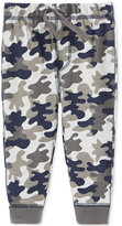 First Impressions Camo-Print Jogger Pants, Baby Boys (0-24 months), Only at Macy's