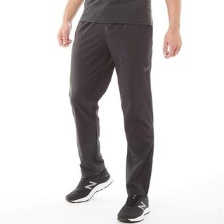 New Balance Mens Sport Stretch Woven Training Pants Black
