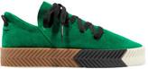 Adidas Originals By Alexander Wang - Suede Sneakers - Green