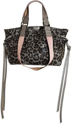 Inzi Cheetah Shoulder Bag