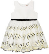 Nanette Lepore Embroidered Butterfly Dress, Baby Girls (0-24 months)