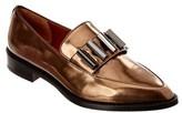 Aquatalia Gwendolyn Waterproof Leather Loafer.