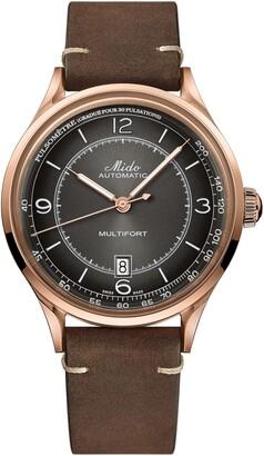 MIDO Baroncelli Automatic Bracelet Watch, 29mm