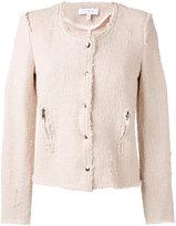 IRO 'Agnette' tweed smart jacket