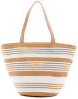 Magid NS Striped Tote