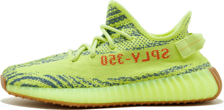 Adidas Yeezy Boost 350 V2 'Semi Frozen' Shoes - Size 9.5
