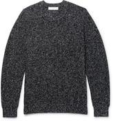 Sandro Mélange Wool-Blend Sweater