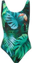 Onia 'Kelly' swimsuit - women - Nylon/Spandex/Elastane - XS