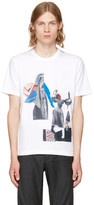 Marni White Sally Smart Edition T-shirt