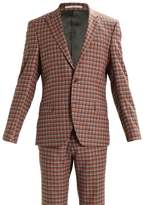 Bertoni Andersen Bank Suit Chili