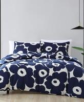 Thumbnail for your product : Marimekko Unikko Duvet Cover 4 Piece Set, King Bedding