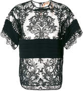 No.21 lace panel top